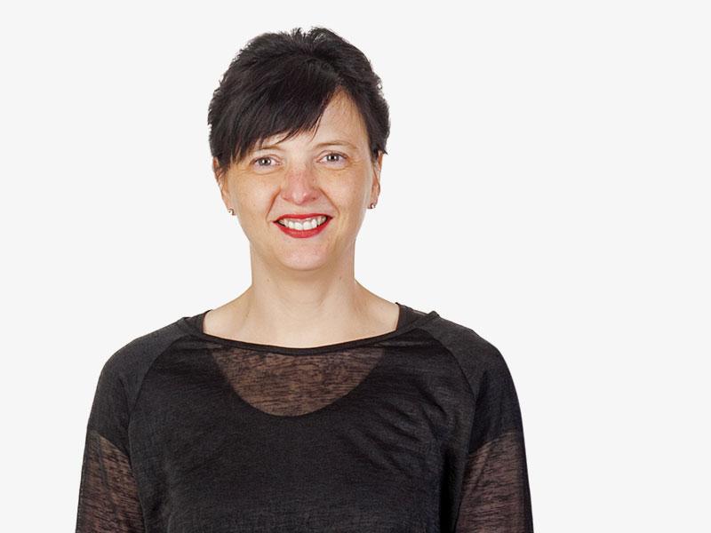 Kathrin Sprung / Brillenexpertin